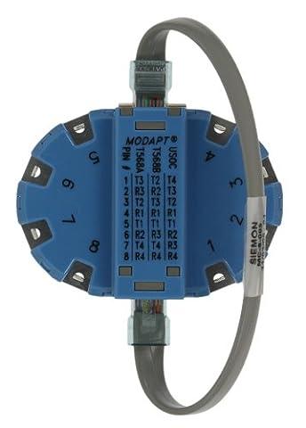 Leviton 40070-MDP Modular Plug Breakout Adapter