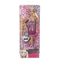 Barbie Fashionista Barbie (Pink) (Y7487)