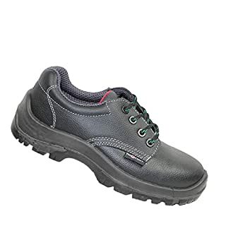 Aimont Adler Baran S3 Safety Shoes Work Shoes Working Footwear Flat B-Ware, Size:36 EU Black