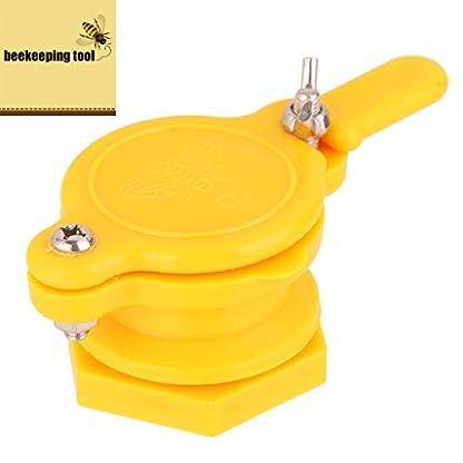 MagiDeal Beekeeping Tool Honey Bottling Hive Gate Valve Extractor Tap Seal 3