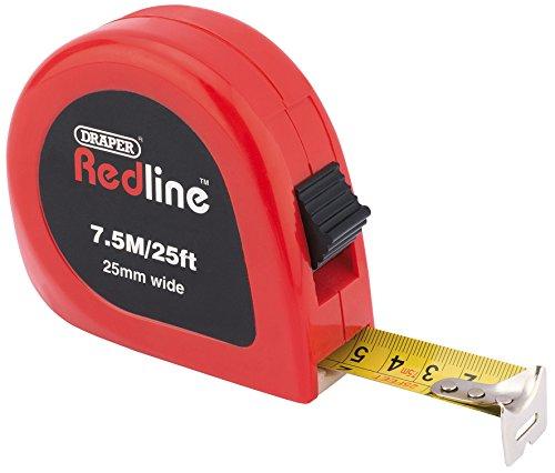 DRAPER Redline 689943m/10ft metrisch/imperial Maßband, 69005