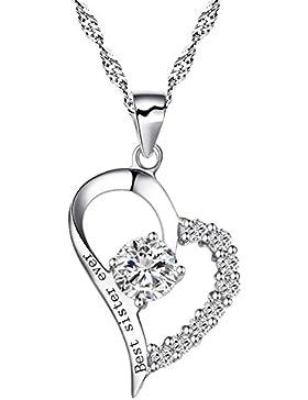 Sterling Silber Herz