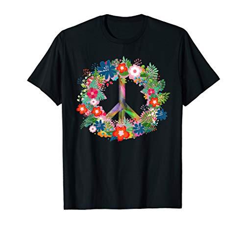 Hippie Tie Dye Kind Kostüm - Peace Love Hippie Kostüm Tie Dye