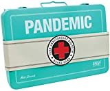 Image for board game Z-Man Games ZMGZM7102 Pandemic 10th Anniversary Box, Mixed Colours