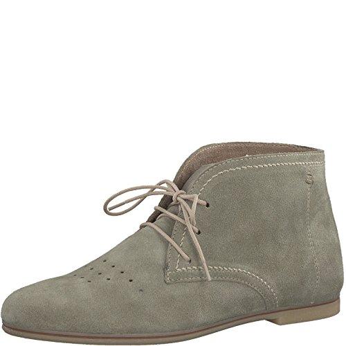 Tamaris 1-1-25208-20 Damen Stiefel, Boots, Stiefeletten für die modebewusste Frau grün (Emerald), EU 40