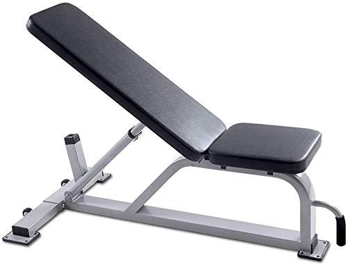 Verstellbare Bänke Liegerad Sit-up Gewicht Spur Web