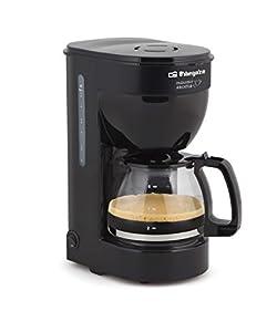 Orbegozo CG 4014Drip Filter Coffee Maker, 650W, Black