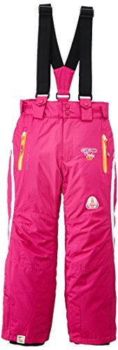 geographical-norway-wendy-pantalon-de-ski-fille-flash-pink-orange-fr-10-ans-taille-fabricant-10