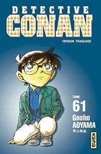 Détective Conan Edition simple Tome 61