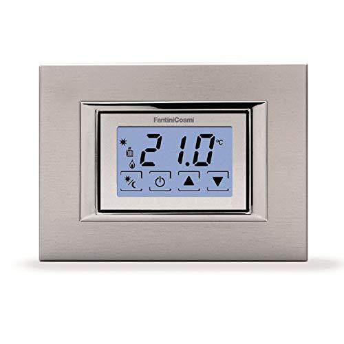 Zoom IMG-2 fantini cosmi ch121ts termostato touchscreen
