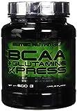 Scitec Nutrition Bcaa + Glutamine Xpress, Aminoacidi, Mela, 600 g