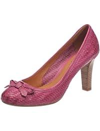 Geox Donna Marian 2 D22Q3SS0043C8000 - Zapatos de vestir de cuero para mujer