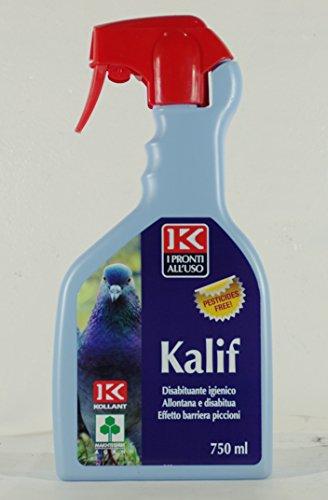 Kalif Répulsif pour pigeons dans flacon de 750 ml