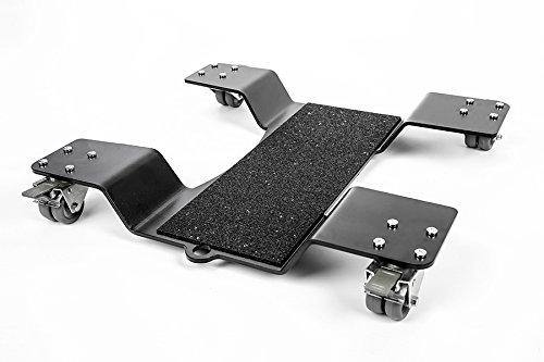 Plataforma para maniobrar la rueda de la moto RH-S 320, producto nuevo...