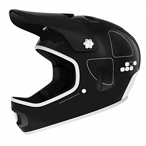 POC Cortex Flow Helmet Uranium Black Kopfumfang 55-57cm 2017 Fahrradhelm