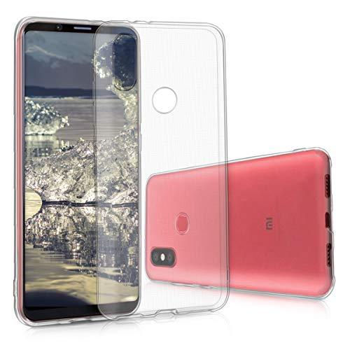 kwmobile Xiaomi Mi 6X / Mi A2 Hülle - Handyhülle für Xiaomi Mi 6X / Mi A2 - Handy Case in Transparent