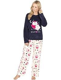 8591e47476 Suchergebnis auf Amazon.de für: eule schlafanzug - Nachtwäsche ...