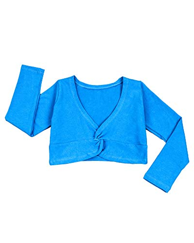 ShiFan Kinder Strickjacke Strickwaren Langarm Mädchen Dick Warme -