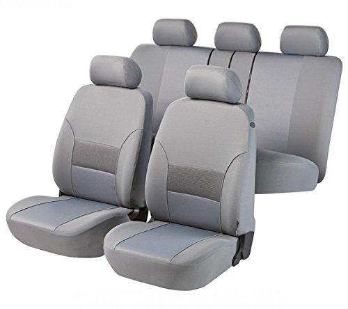 Preisvergleich Produktbild Timon 41748,  Sitzbezug Schonbezug Autositzbezug,  Komplett Set,  Grau