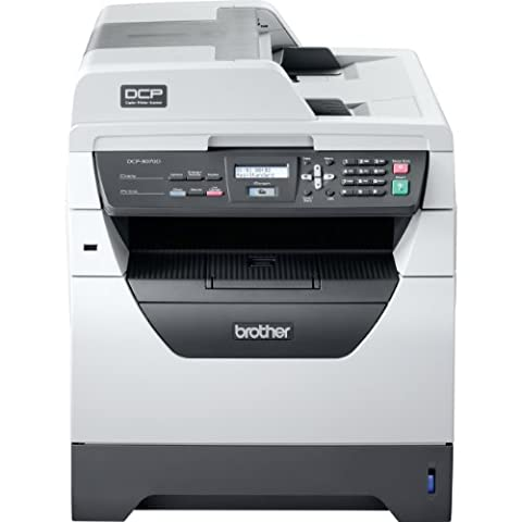 Brother DCP-8070 D MF-Laser Multifunktionsgerät (Scanner, Kopierer und Drucker)