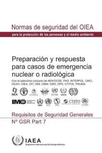 Preparedness and Response for a Nuclear or Radiological Emergency: General Safety Requirements (Seriya norm MAGATE po bezopasnosti) por IAEA