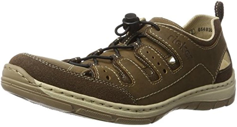 Rieker Herren 15256 Sneakers  Billig und erschwinglich Im Verkauf
