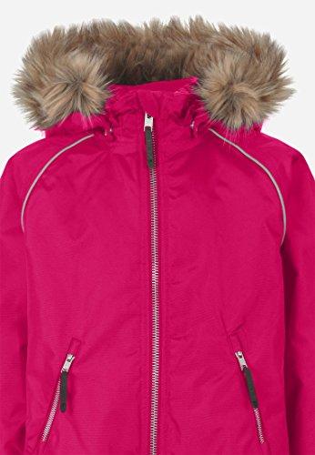 Ticket To Heaven Unisex Sportswear-Set Schneeanzug Baggie m. Abnehmbarer Kapuze, Rosa (Beetroot Purple 2420), 116 - 3