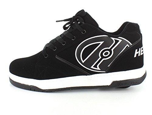 Heelys Propel 2.0, Scarpe da Ginnastica Uomo Nero (Black / White)