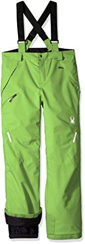 Spyder Boys Ski- und Snowboardhose Propulsion Pant grün (400) 176