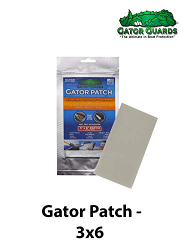 Gator Patch gp36 UV Cure Glasfaserverstärkter Polyester Patch