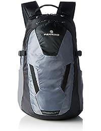 Ferrino Mission 25 - Mochila de senderismo, color Negro, talla 25 l