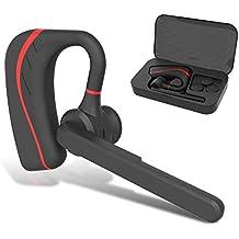 Auriculares inalámbricos, Auriculares Bluetooth, estéreo Real con Auriculares y micrófono Auriculares Bluetooth para iPhone