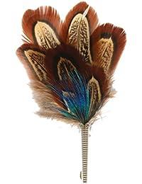 Hut Breiter Ampia grundgesetz - cappello di piume di fagiano timando  variazone con tubo eb33a539fd29