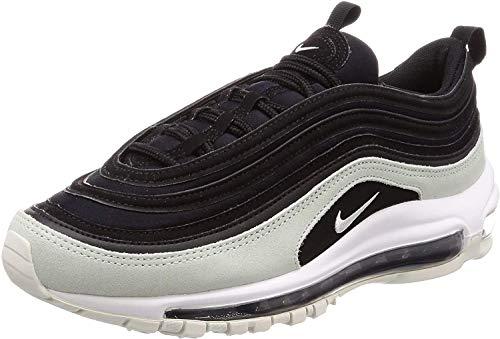 Nike w air max 97, scarpe da fitness donna, nero (blackblackblack 006), 39 eu