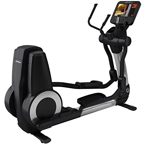 Life Fitness Platinum Club Series Cross-trainer SE3HD Console (Artic Silver)