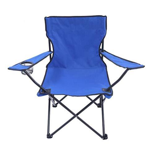 Zalock Multistore 2002 Chaise Pliante de Camping réglable avec accoudoirs