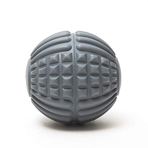 ACHICOO Yoga-Eignungs-Ball-Muskel-Massage-Balancen-Traning Übungs-Ball Gray [Stripes]