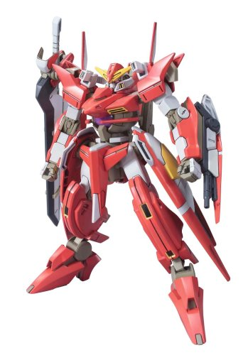 Gundam 00: HG Gundam Throne Zwei 1/144 Model Kit [Toy] (japan import)