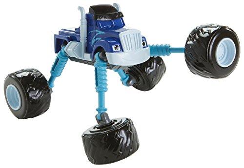 Blaze y los Monster Machines - Vehículos Supertransformación, Stripes (Mattel DGK62)