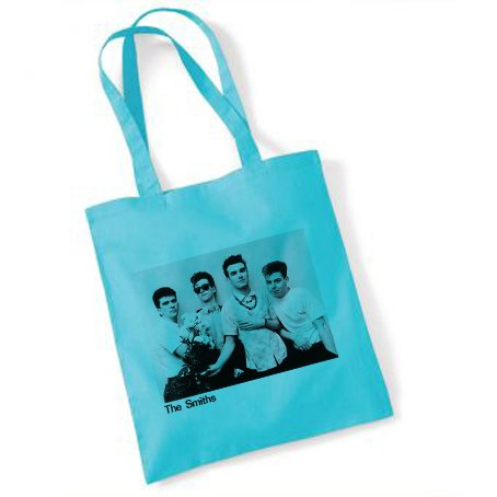 The Smiths Bleu Totebag