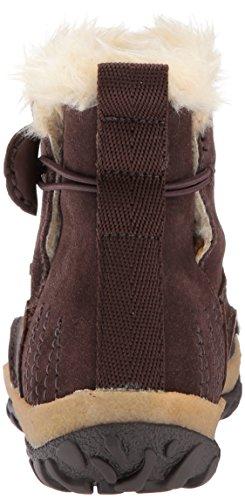 Merrell Tremblant Pull On Polar Waterproof, Chaussures de Randonnée Hautes Femme Marron (Espresso)