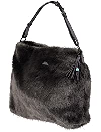 Amazon.co.uk  Faux Fur - Handbags   Shoulder Bags  Shoes   Bags 3015976fe9055