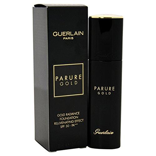 Guerlain Fondotinta, Parure Gold Fdt Fluide, 30 ml, 23-Doré Naturel