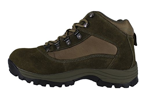 Northwest-Terrain-2-Mens-Waterproof-Lace-Up-Walking-Hiking-Boots