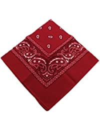 BONAMART ® Paisley Bandana Tuch Kopftuch Halstuch halstücher Baumwolle haarband