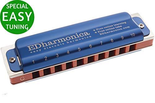 che Mundharmonika mit kompletter Anleitung ()