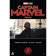 Marvel's Captain Marvel Prelude #1 (of 2) (English Edition)