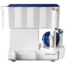 Broxo ® Jet - ORAJETS ® (Irrigador dental fabricado en Francia) - Broxo® Pack : Irrigador Broxo® + protector de tarjeta Broxo® dedicado a la protección de los datos RFID