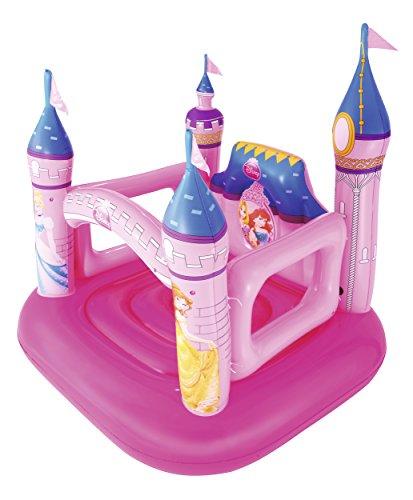 Bestway castello principesse gonfiabile per spiaggia o giardino