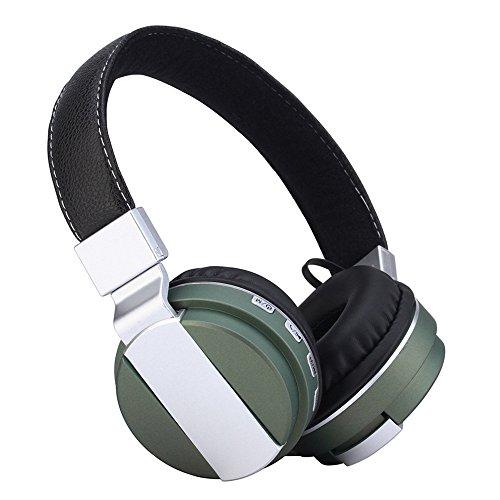 OPAKY Über dem Ohr Verstellbarer 3,5 mm Kopfhörer BT4.1 Stereo Headset Kopfhörer,für iPhone, iPad, Samsung, Huawei,Tablet usw.